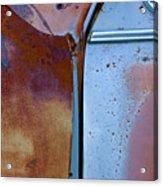 Desert Door Acrylic Print