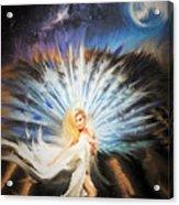 Desert Goddess Acrylic Print