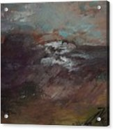 Desert Horizon Acrylic Print