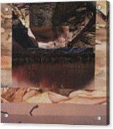 Desert Light - Bgdel Acrylic Print