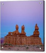 Desert Sisters Acrylic Print