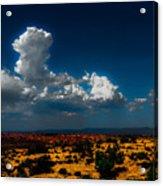 Desert Sky Acrylic Print