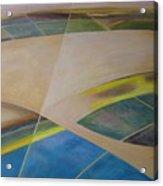Desert Tapestry Acrylic Print