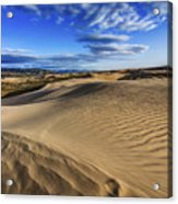 Desert Texture Acrylic Print