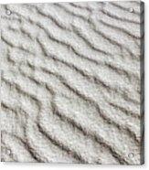 Desert Textures 1 Acrylic Print