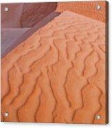 Desert Textures Acrylic Print
