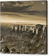 Desert View - Anselized Acrylic Print