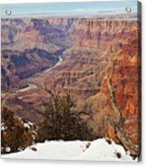 Desert View Colorado Acrylic Print