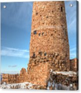 Desert View Watchtower Acrylic Print