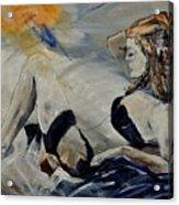 Deshabille 570150 Acrylic Print