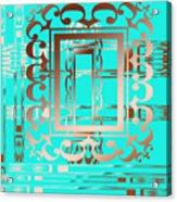 Design 4 Acrylic Print