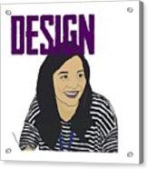 Design Acrylic Print