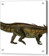 Desmatosuchus Profile Acrylic Print
