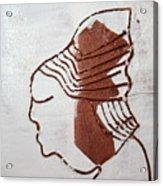 Desmond - Tile Acrylic Print