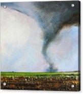 Desolate Tornado Acrylic Print