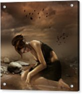 Desolation Acrylic Print