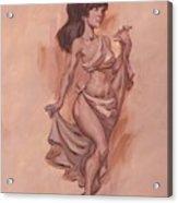 Despina Acrylic Print