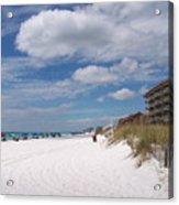 Destin Beach Acrylic Print