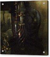 Detail - Miss Havisham's Parlor Acrylic Print