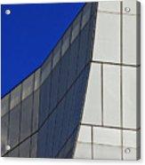 Detail Frank Gehry Building Mnhattan Acrylic Print
