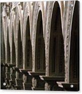 Detail From The Nave, Basilica Di San Lorenzo, Florence Acrylic Print