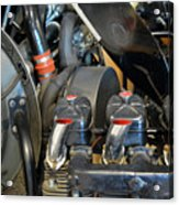 Detail Of Engine  Acrylic Print