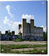 Detroit Rock City Acrylic Print