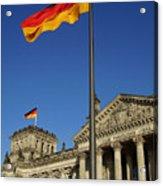 Deutscher Bundestag Acrylic Print