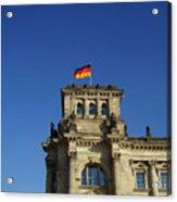 Deutscher Bundestag II Acrylic Print