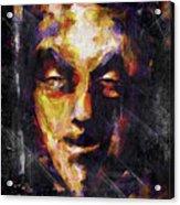 Devil Inside Acrylic Print