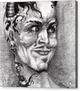 Devil May Cry Acrylic Print