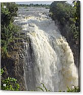 Devil's Cataract Acrylic Print