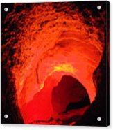Devil's Hole Acrylic Print