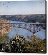 Devils River Hi Bridge Acrylic Print