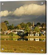 Devoran, Cornwall, Uk Acrylic Print
