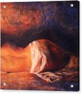 Devoto Acrylic Print by Escha Van den bogerd