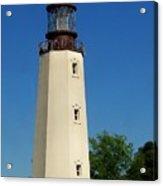 Dewey Beach Lighthouse Acrylic Print