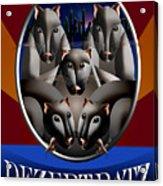 Dezert Ratz Poster Acrylic Print