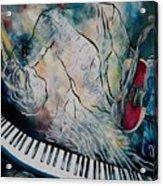 Di Musica Acrylic Print