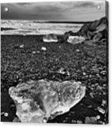 Diamond Beach Acrylic Print