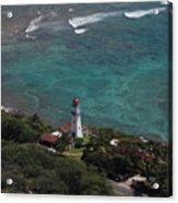 Diamond Head Lighthouse I Acrylic Print