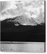 Diamond Lake  Acrylic Print