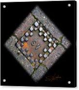 Diamond Sv Acrylic Print