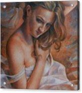 Diana 2 Acrylic Print by Arthur Braginsky