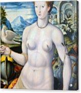Diane De Poitiers (1499-1566) Acrylic Print