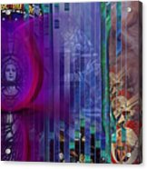 Dichotomy I Acrylic Print