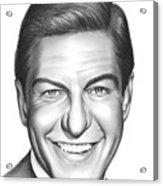 Dick Van Dyke Acrylic Print