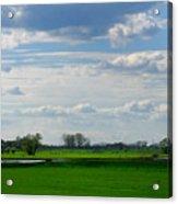 Diepenveen Countryside Acrylic Print