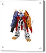 Digimon Acrylic Print