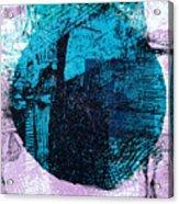 Digital Abstraction Acrylic Print